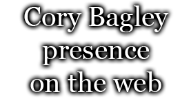 Cory Bagley | Official Home Page