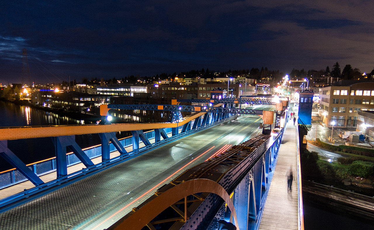 Fremont Bridge - Seattle